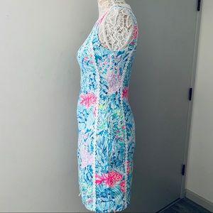 Lilly Pulitzer Dresses - Mila Stretch Shift Dress